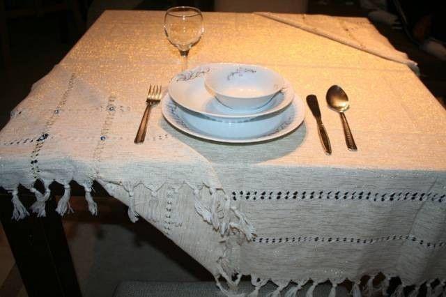 Cendere Masa Örtüsü Buldan İşi «NevresimSepeti