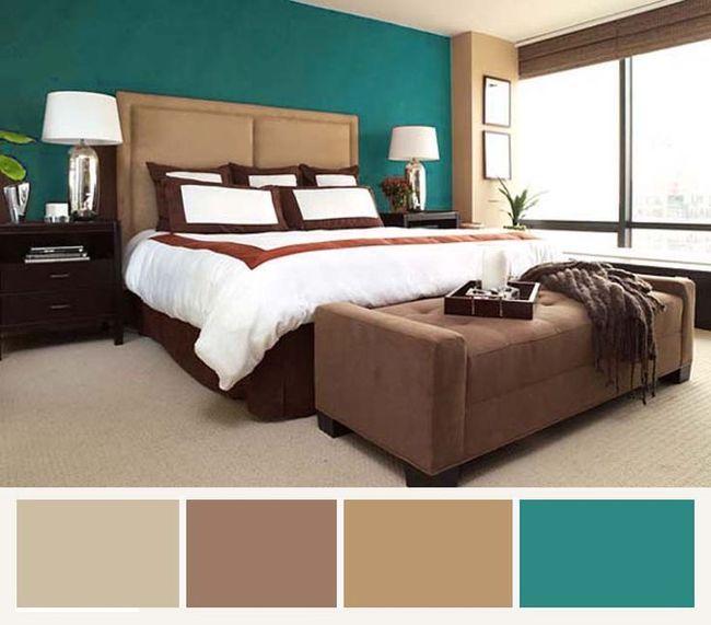 Colores Para Dormitorios 2018 Y 2017 200 Fotos Con Ideas Para Combinar Decora Ideas Colores Para Dormitorio Dormitorios Colores De Casas Interiores