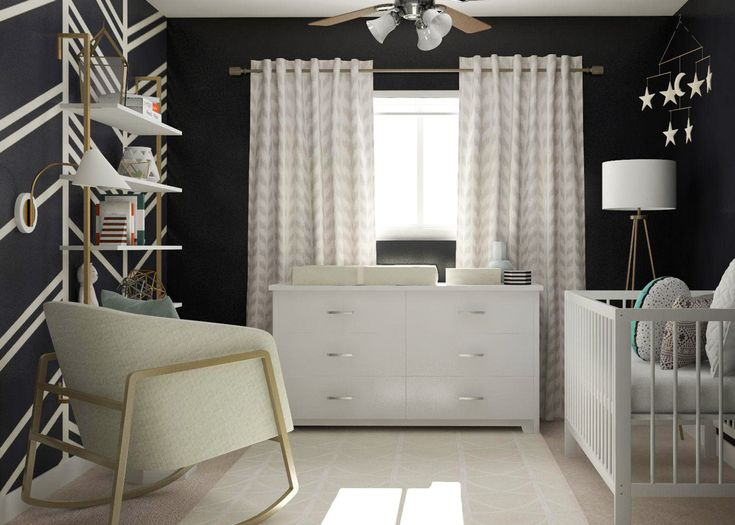 Gender Neutral Nursery Decor Ideas