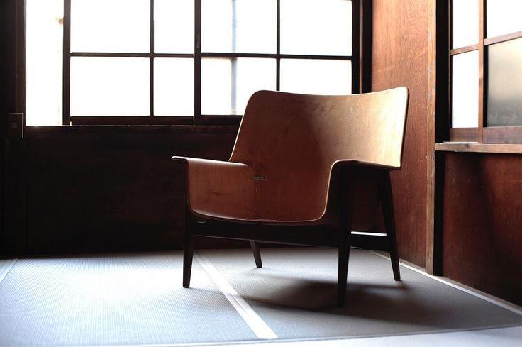-Early model of Centro Sofa by Isamu Kenmochi-