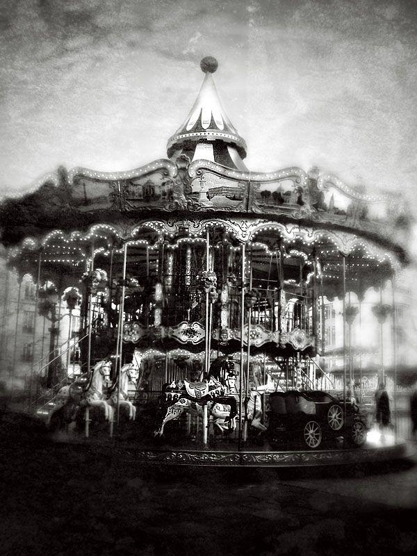 Celia's carousel; the night circus