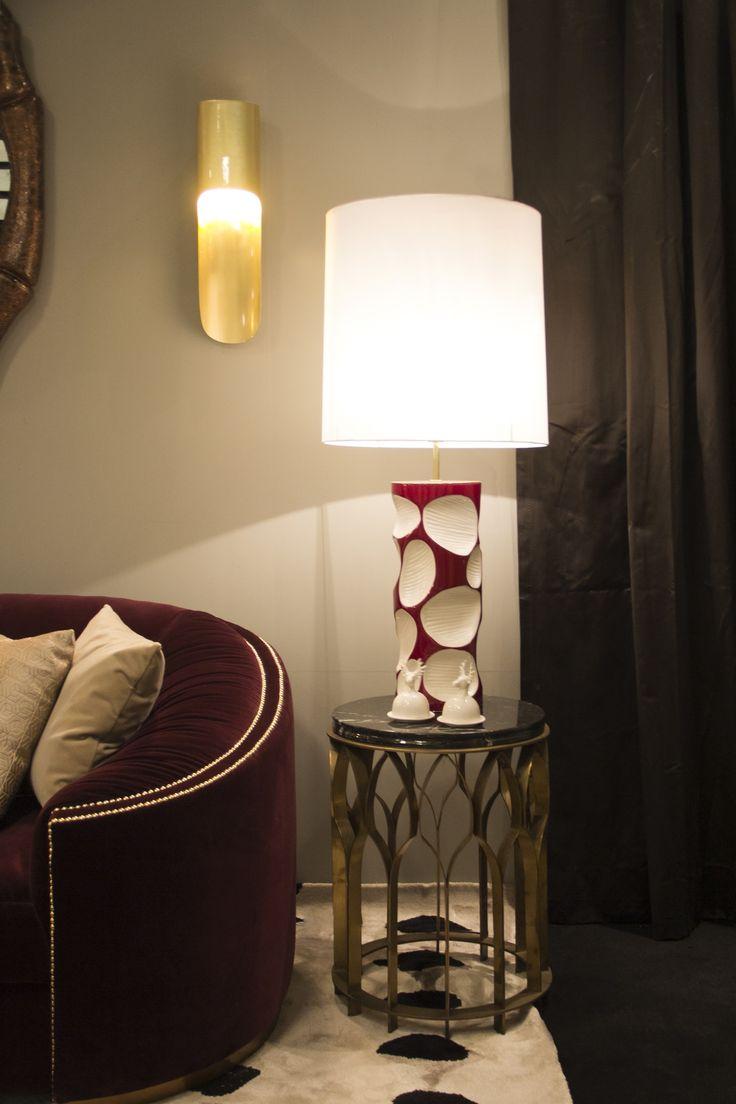 Update you Interior Design Project using the best lighting solutions! | PHONG WALL LIGHT | AMIK TABLE LIGHT | Modern Lighting | lighting solutions | Interior Design | #interiordesign #designtrends #luxuryfurniture #decoration #homedecor #interiordesigninspiration #interiordesigntips #decoratingideas #livingroomideas #diningroomideas #tendancedeco  #designdeinteriores | more @ http://www.brabbu.com/?utm_source=Pinterest&utm_medium=ambience&utm_campaign=1imagem1000inspiracoes&utm_content=BBsv
