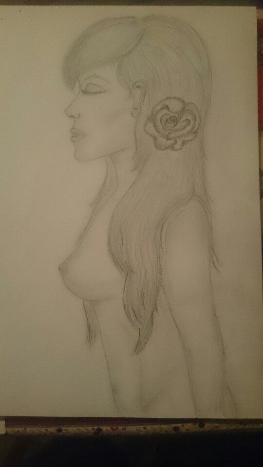 Drawing again after many years of break