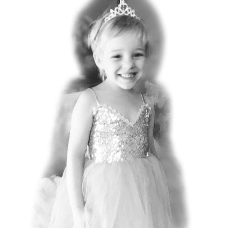 VirkotieSIENA Tiara VirkotieSIENA Tiara Diamond Silver Pretty Children Kids Baby @VIRKOTIE www.virkotie.com