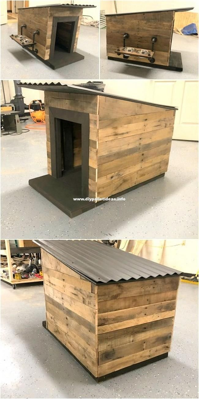 Pin On Pallet Furniture Outdoor