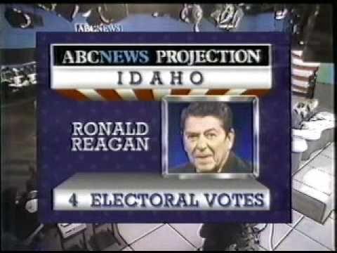 Election night 1984.