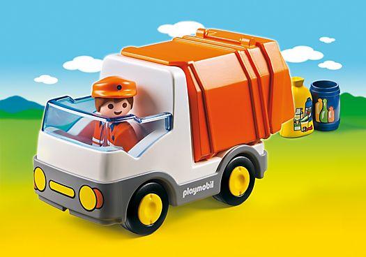 Playmobil 123 Camion poubelle 11 €