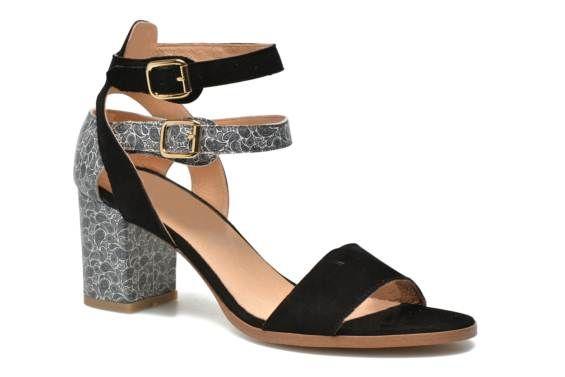 Sandales et nu-pieds Discow Girl #3 SARENZA vue gauche