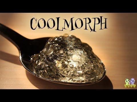 ✔ COOLMORPH- молды и слепки без запекания! (материал для творчества) - YouTube