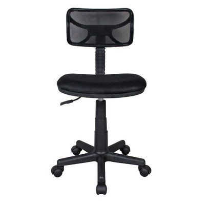 Pin it :-) Follow us :-)) AzOfficechairs.com is your Officechair Gallery ;) CLICK IMAGE TWICE for Pricing and Info :) SEE A LARGER SELECTION of  mesh office chair at http://azofficechairs.com/category/office-chair-categories/mesh-office-chair/ - office, office chair, home office chair -  Techni Mobili Compact Color Back Mesh - Task chair, Black, 17.5″ W x 17″ D x 34″ H « AZofficechairs.com