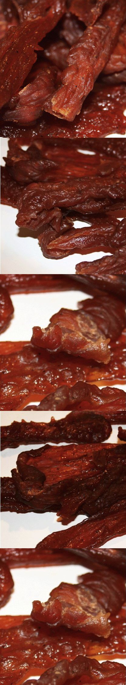 Bulk Beef Jerky's Honey BBQ Smoked Turkey Jerky - 1 Lb, Bulk Beef Jerky's Honey BBQ Turkey Jerky is marinated in our Honey BBQ sauce. We also provide this flavor in 4oz resealable bags. Lean cuts of turkey marinated for hours in our special Honey BBQ sauce..., #Grocery, #Jerky & Dried Meats, $25.48