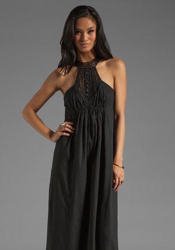 Susana monaco urban maxi dress