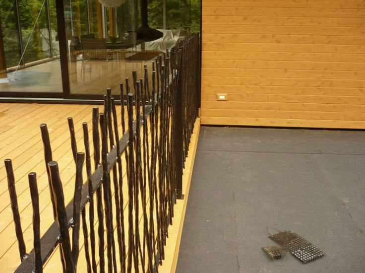 M s de 1000 ideas sobre barandillas de hierro forjado en for Barandillas hierro forjado