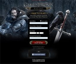 game of thrones mmo facebook