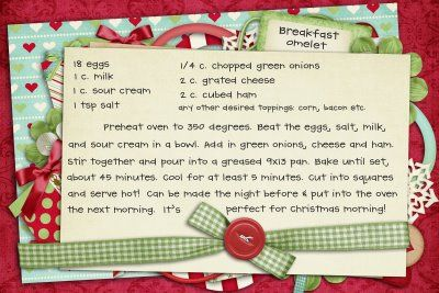 Recipe Cards - vintage or not?