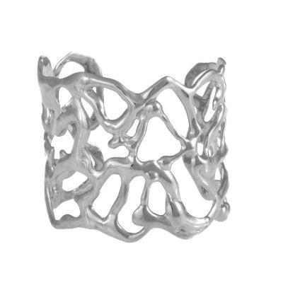 Quintessential ROOT CUFF Silver    www.nagicia.com  @nagicia.jewelry  @nagicia.lookbook