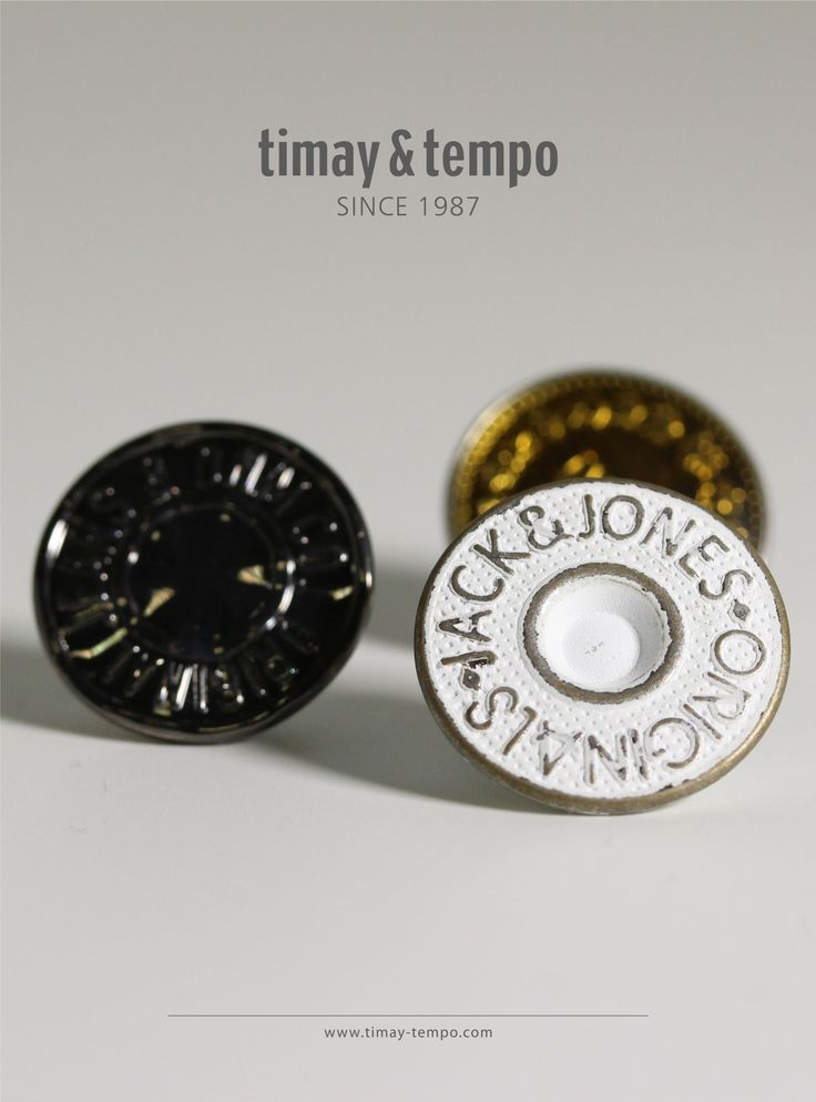 #button #denim #jackjones #timaytempo | Tags u0026 Trims | Pinterest | Leather label