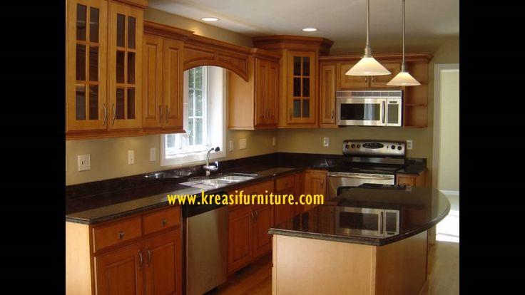 Kitchen Set Klasik Jepara merupakan kitchen set dengan gaya minimalis mewah yang berbahan dasar kayu jati perhutani serta kontruksi yang kuat dan tahan lama