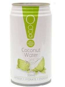 Coconut Water Organic 350ml Rica, Julia and Wendy knock back a few of these everyday