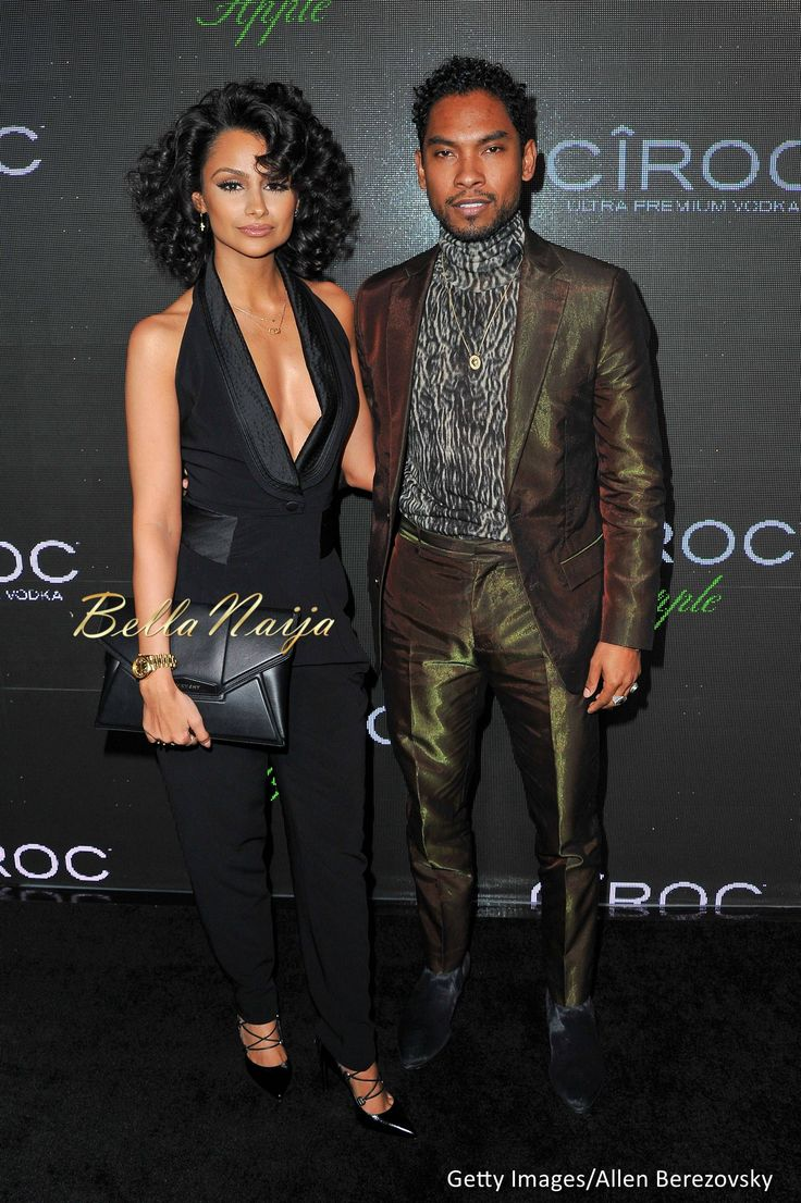 Actress Keke Palmer attends Sean Diddy Combs Exclusive