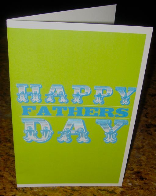Free Printable: Father's Day Scratch Off Card