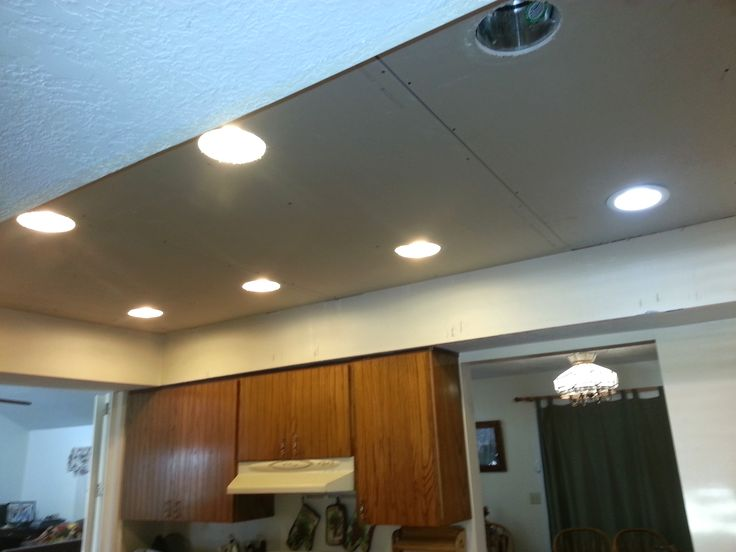 Drop Ceiling Recessed Led Lights