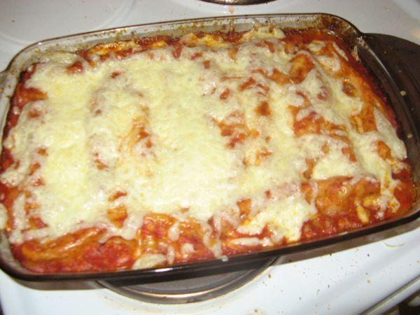 Skvelé domáce cannelloni - Recept pre každého kuchára, množstvo receptov pre pečenie a varenie. Recepty pre chutný život. Slovenské jedlá a medzinárodná kuchyňa