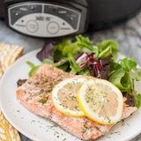 Serve immediately, or cool and refrigerate for 3 to 4 days. Store leftover salmon in an airtight container.