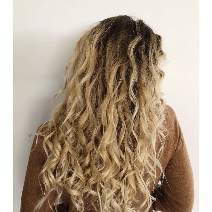 I should've been born curly  (of course if I had been, I'd be saying the same th…, #course #curly #saying #should,'#fashionhair #hairstylist