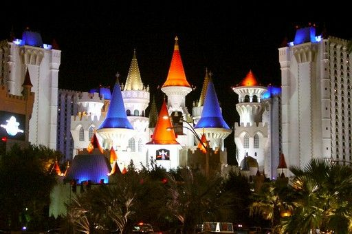 Excalibur Casino, Las Vegas Recently stayed here with my kids. Very reasonably priced & perfectly located on the strip.
