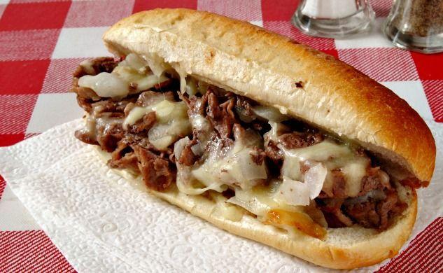 Best Ever Slow Cooker Italian Beef**