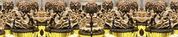 Ferrero Rocher Chocolate Cupcake Recipe