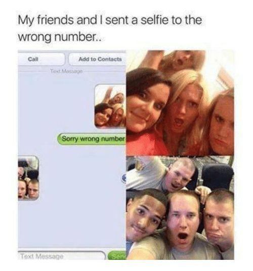 Top 24 wrong number meme