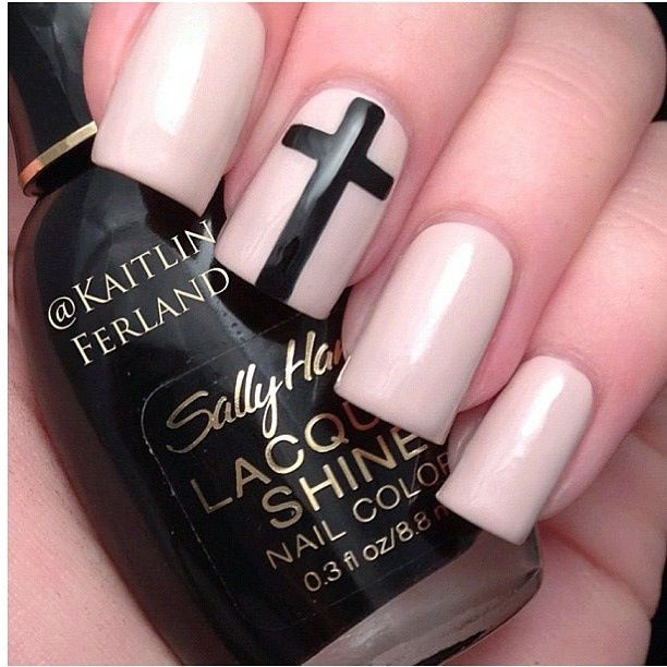 17 Best Images About Christian Nail Designs On Pinterest