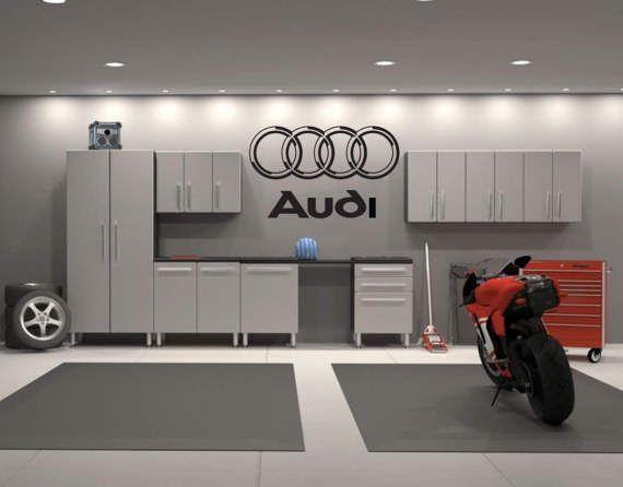 Awesome Audi 2017: Audi Aufkleber Emblem Garage innen Dekor Wand Kunst Audi Vinyl Aufkleber Wandtat...  Assesoirs Check more at http://carsboard.pro/2017/2017/04/24/audi-2017-audi-aufkleber-emblem-garage-innen-dekor-wand-kunst-audi-vinyl-aufkleber-wandtat-assesoirs/