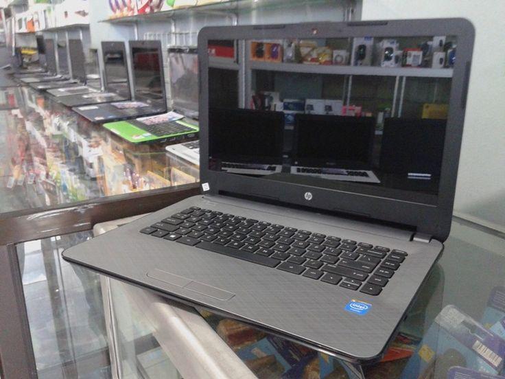 Laptop Low-End besutan Hawlett Packard dengan performa bagus namun hemat fulus