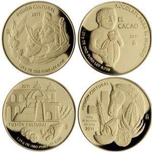 Banxico pone en circulación monedas conmemorativas