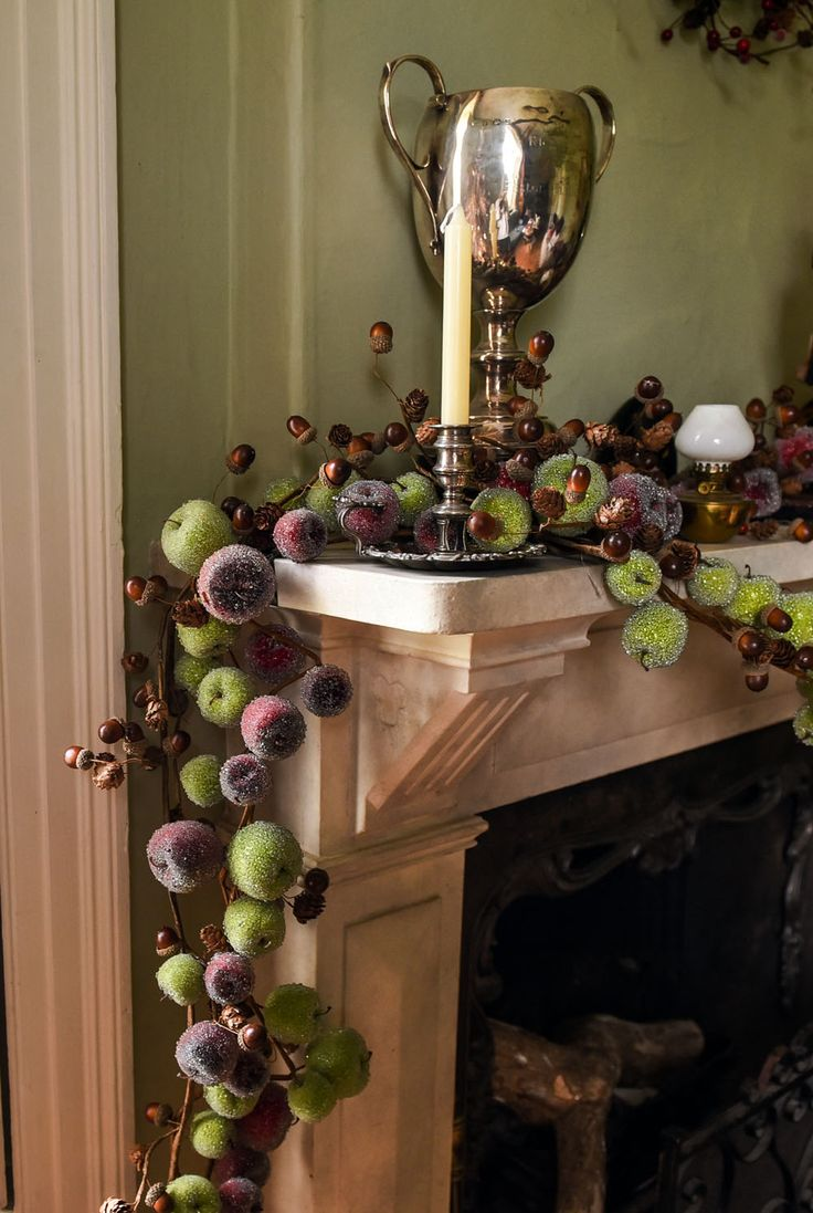 1000 ideas about apple garland on pinterest felt ball dried orange