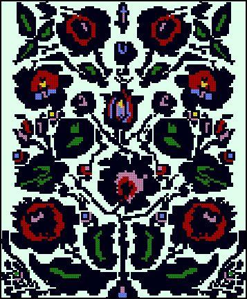 Дерево жизни .Схема машинной вышивки - купить в Львове   Етно-Вишивка