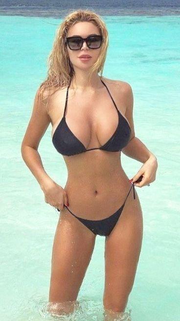 54c9747e036 Kelleth Cuthbert – Bikini Girls | Swimsuit Hotties | Bikinis, Bikini ...