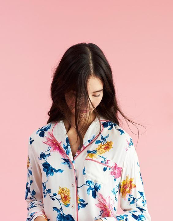 Joules Womens Billie Pyjama Top