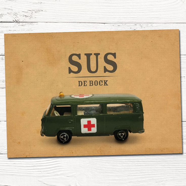 Geboortekaartje retro met oude bus | ontwerp op maat | foto | auto | matchbox | stempel | vintage