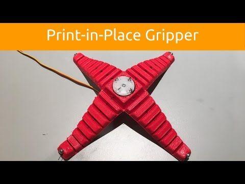 how to make a robot gripper