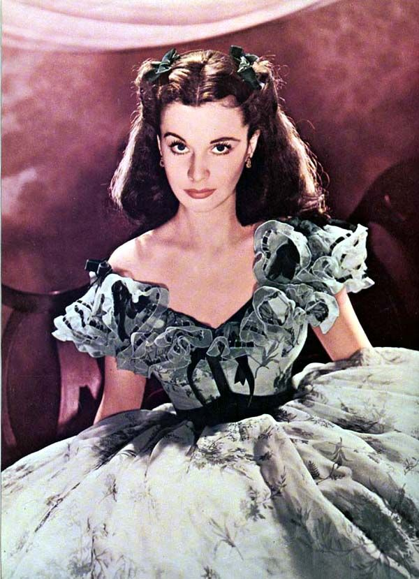 Scarlett O'Hara - Gone With the Wind