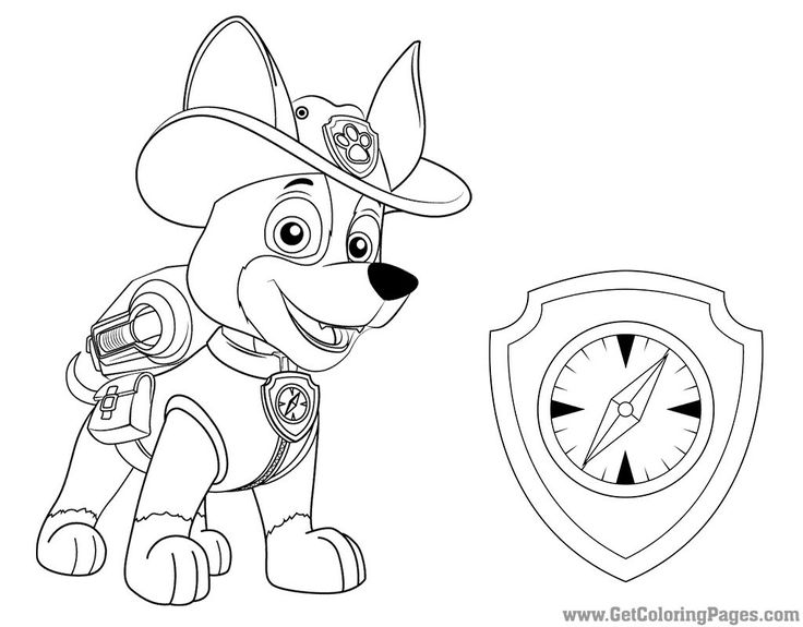 Small Paw Patrol Coloring Pages : Best ideas para celebrar a mi nieto images on