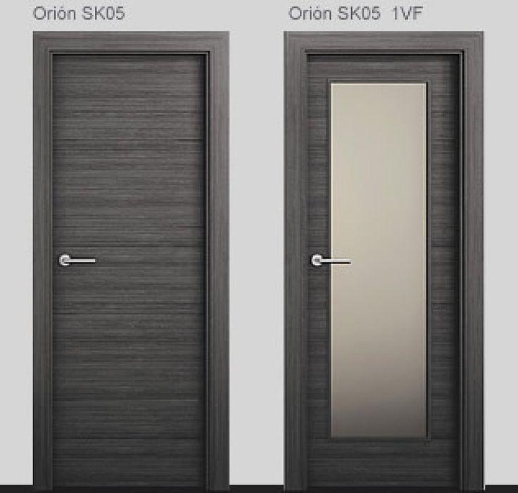 Puertas color gris buscar con google puertas - Puertas casa interior ...