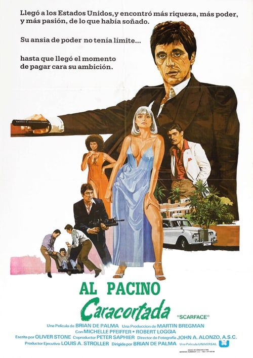 Watch->> Scarface 1983 Full-MovieS Online