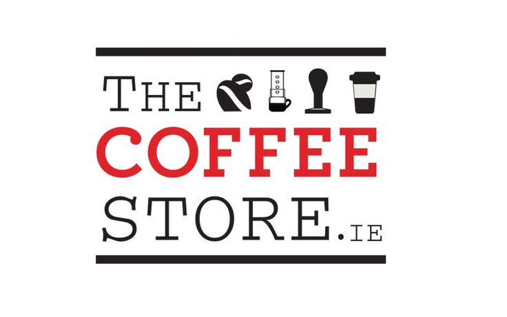 The Coffee store logo designed by heaventree design