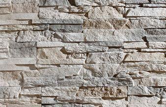 Wandstrips van diverse soorten natuursteen panelen. De voordelen zijn dat de panelen compleet met hoeken verkrijgbaar zijn. Het is hufterproof en het is ook te gebruiken in natte ruimtes. Een nadeel is dat het alleen op een egale muur geplaatst kan worden