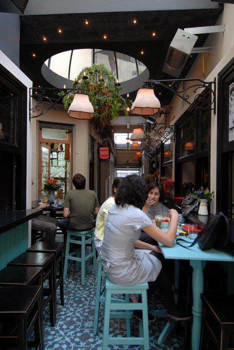 Lights Cool coffee shop